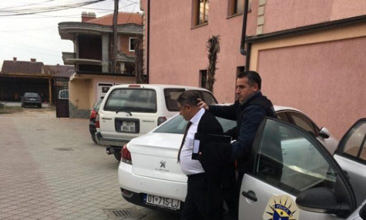 Përfundon intervistimi i Hysri Peqanit (Burdushi), deklarohet i pafajshëm