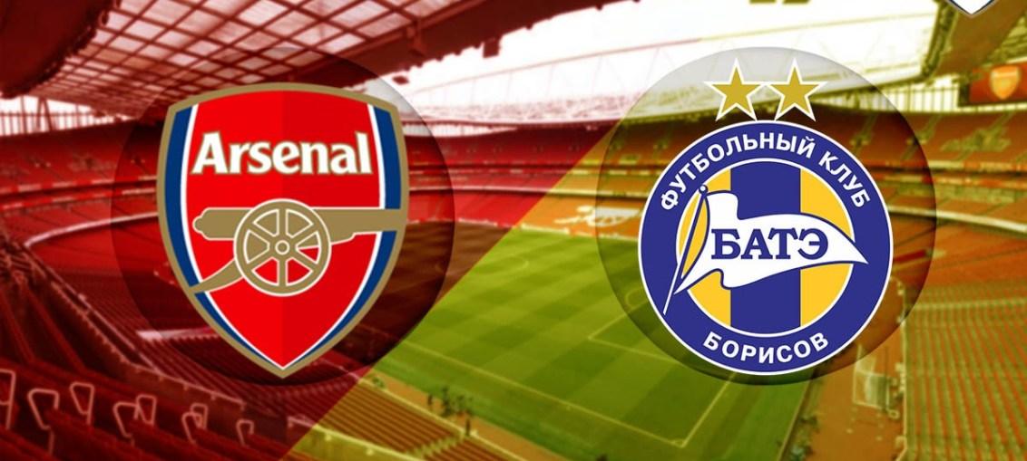 Formacioni i Arsenalit kundër  BATE