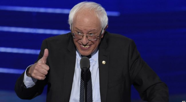 Bernie Sanders shpall sërish kandidaturën për president të SHBA-së