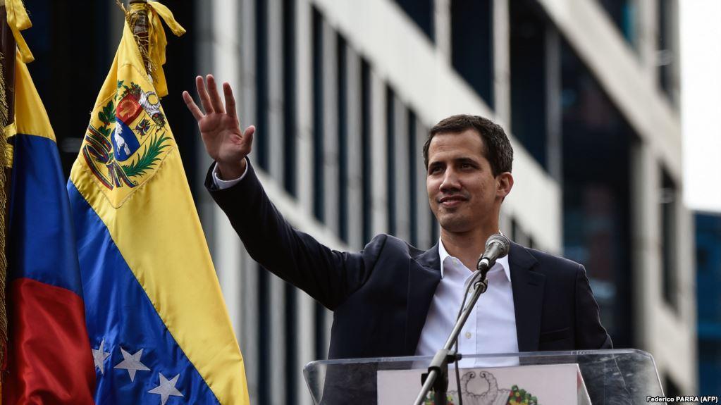 Fuqitë rajonale i japin mbështetje Guaidos