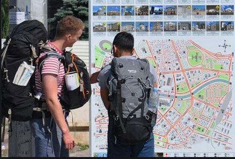 Qyteti shqiptar, në faqen e parë të udhërrëfyesit turistik japonez