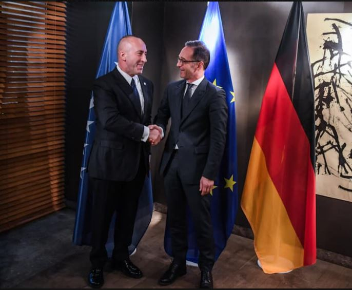 Haradinaj tregon vlerësimin e Heiko Maas ndaj Qeverisë së Kosovës