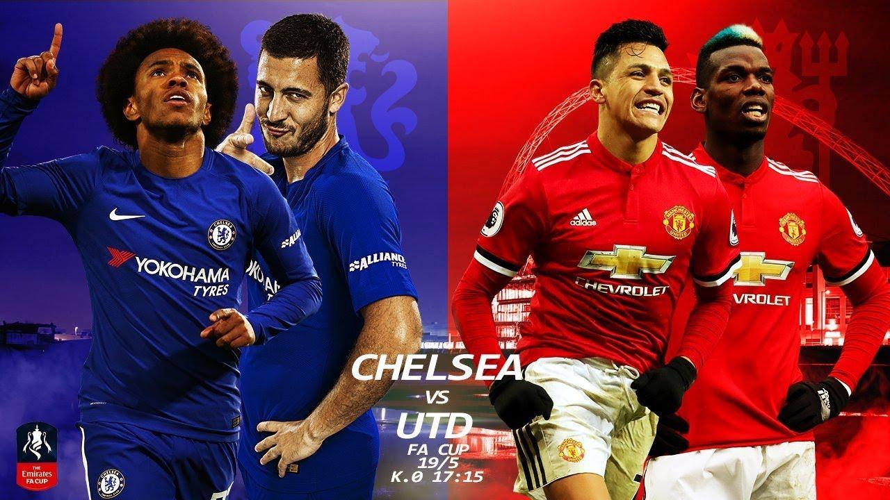 Shënohet goli i parë në ndeshjen, Chelsea – Man Utd