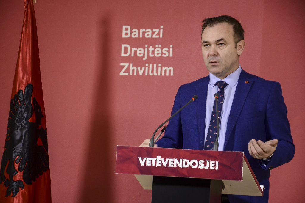 Selimi thotë se Lugina duhet t'i bashkohet Kosovës