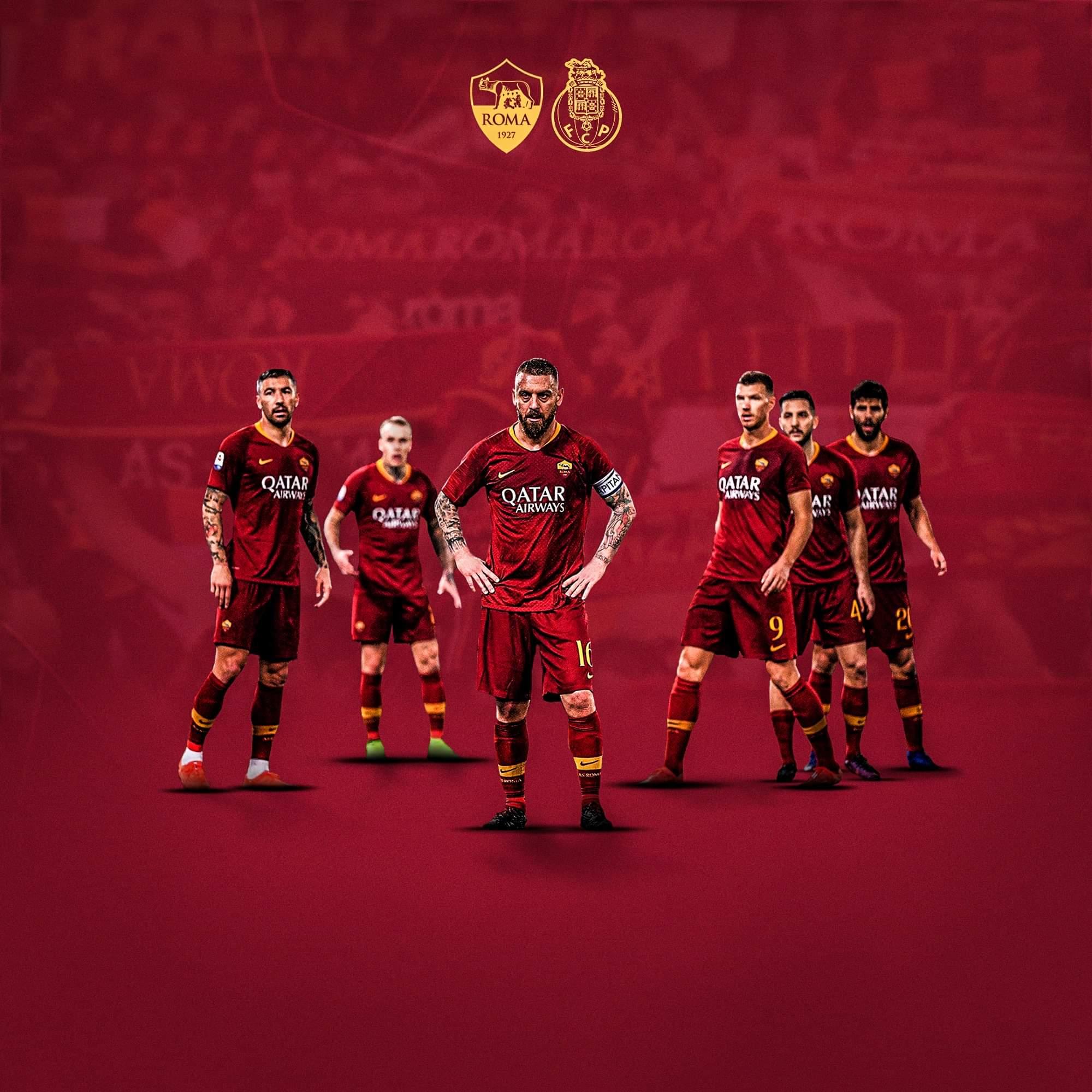 Roma-Porto, vjen goli i parė nė ndeshje
