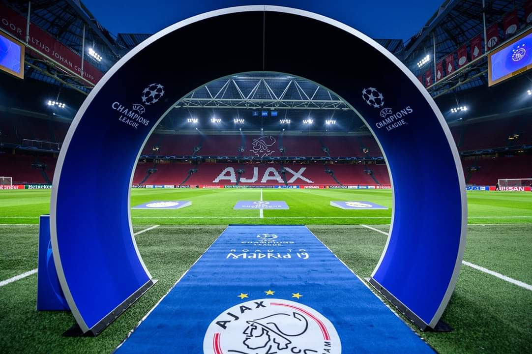 Tjetėr gol nė super pėrballjen, Ajax – Real Madrid
