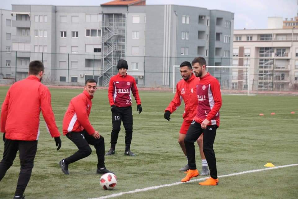 Drita-Gjilani, këta janë futbollistët e ftuar nga Pajaziti