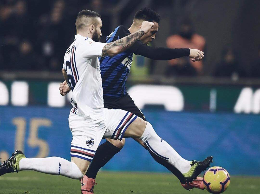 Inter – Sampdoria, ky është rezultati final i takimit