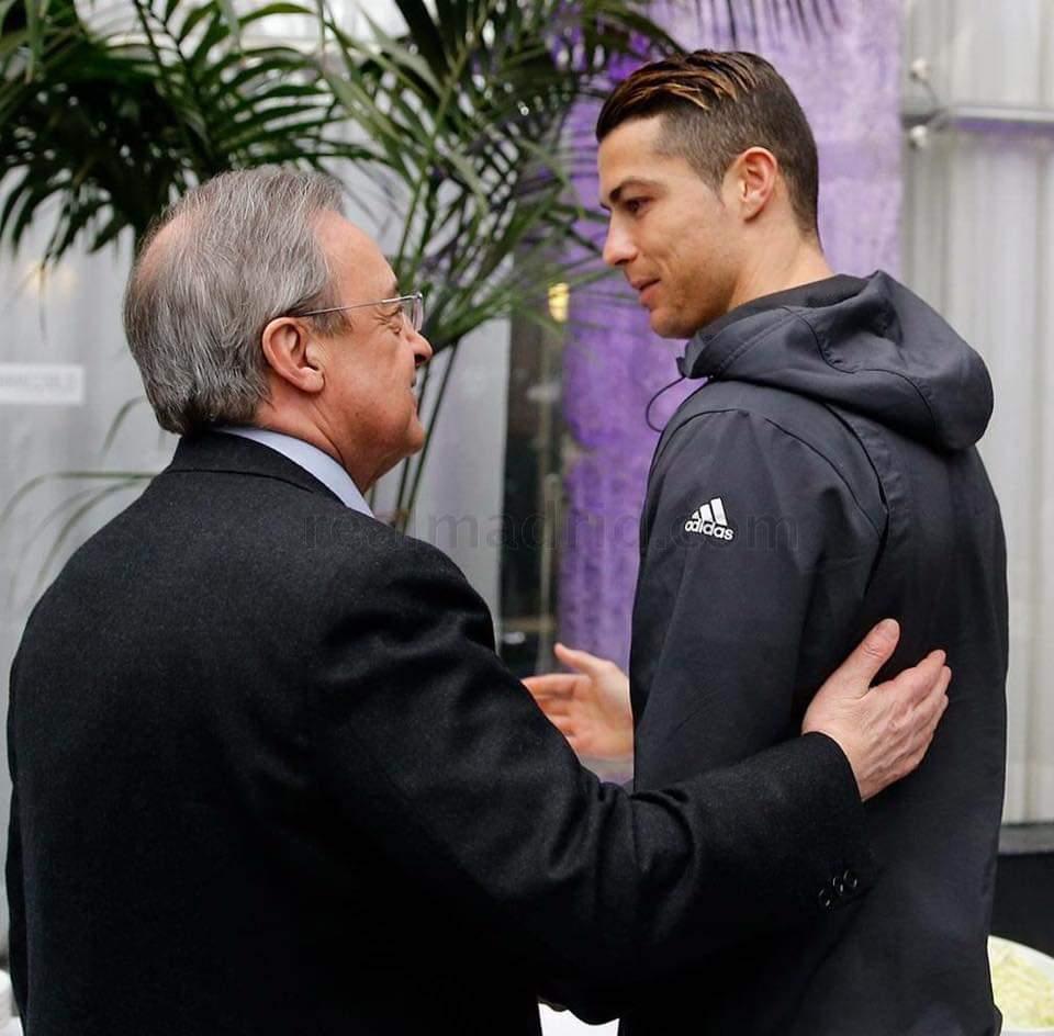 Ky është fajtori i vetëm për largimin e Ronaldos nga Reali
