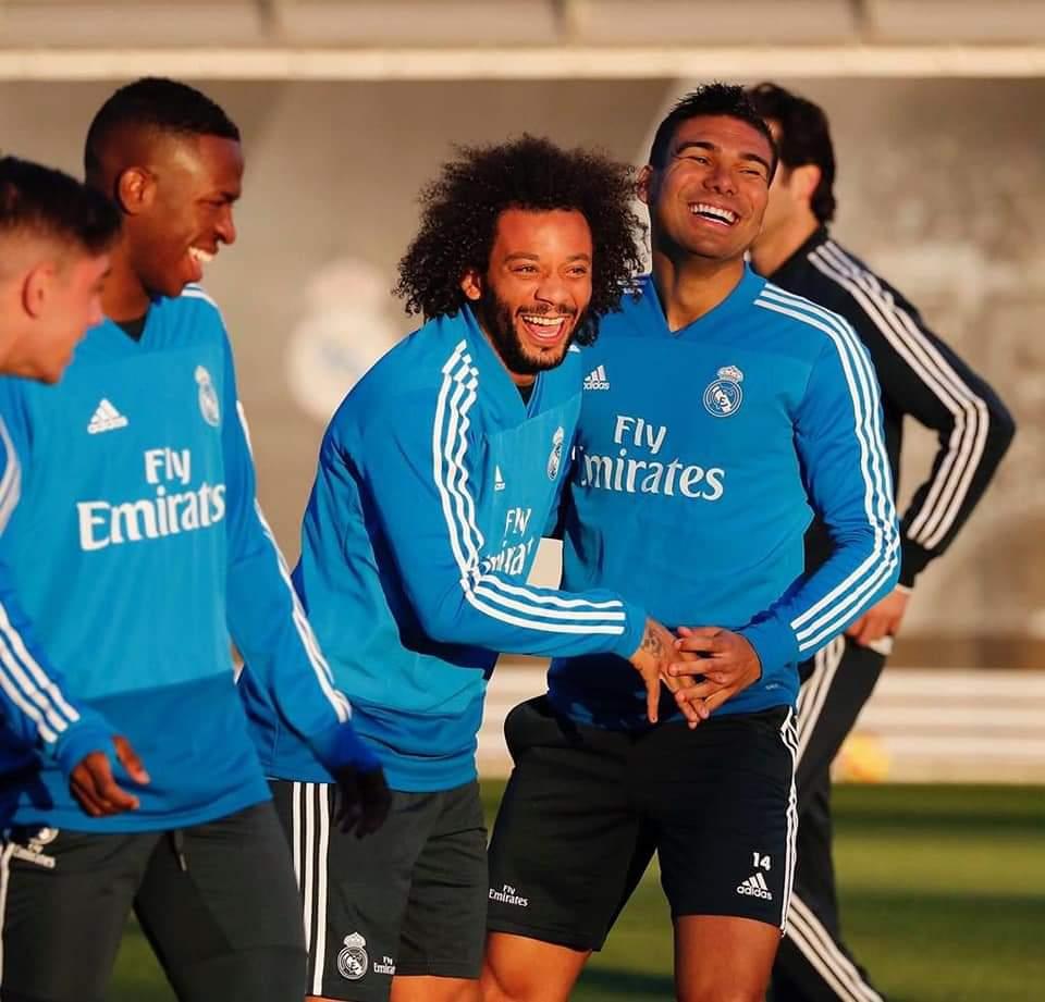 Dy futbollistë të njohur rikthehen te Reali