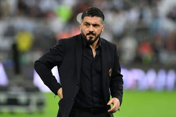 Fjalët e Gattuso para sfides ndaj Lazios