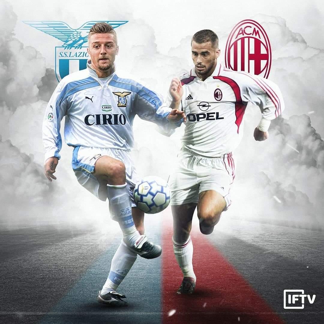 Lazio -Milan, kjo skuadër është favorit sipas bastoreve