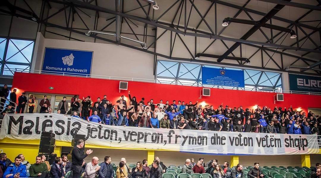 Mesazh madhështor i Plisave për shqiptarët e Malësisë së Tuzit në Mal të Zi (FOTO)