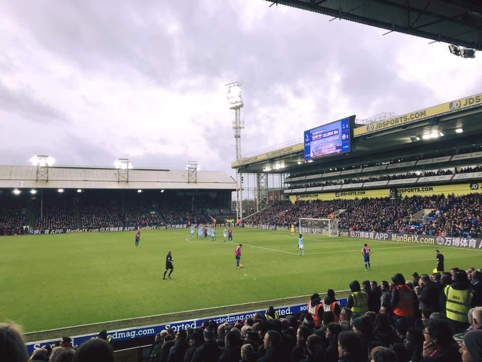 Crystal Palace – Man Utd, zhbllokohet sfida