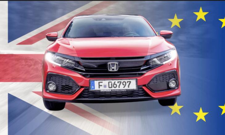 Honda pritet të mbyllë fabrikën në Britani