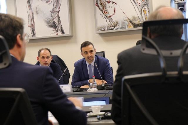 Lluka: Kosova gjendet në krizë financiare