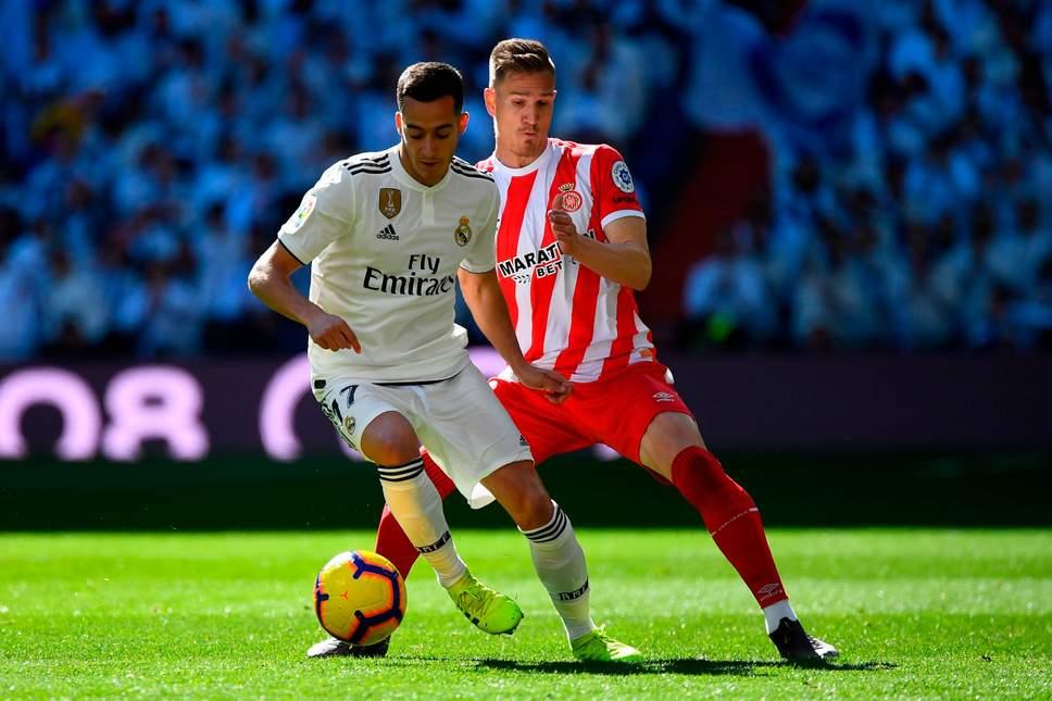 Befasi e madhe në ndeshjen, Real Madrid-Girona