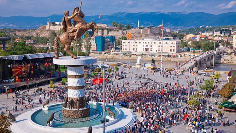 Emri i ri i Maqedonisë, OKB ka marrë njoftim zyrtar