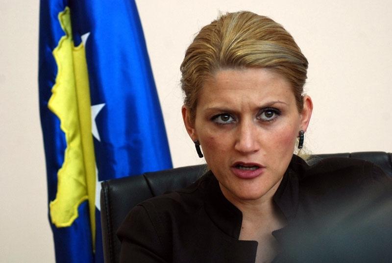 Mimoza Kusari ka një kërkesë për Haradinajn
