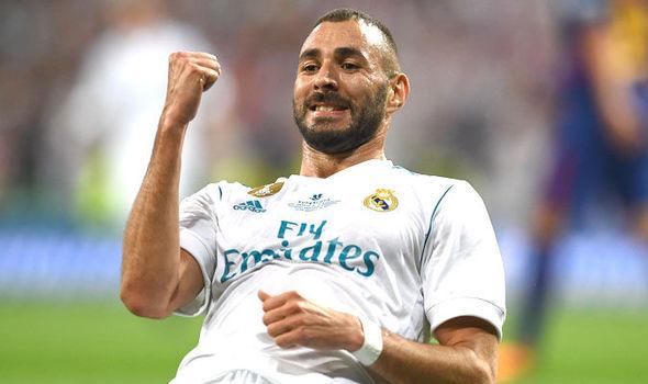 Benzema rol të madh në Real Madrid