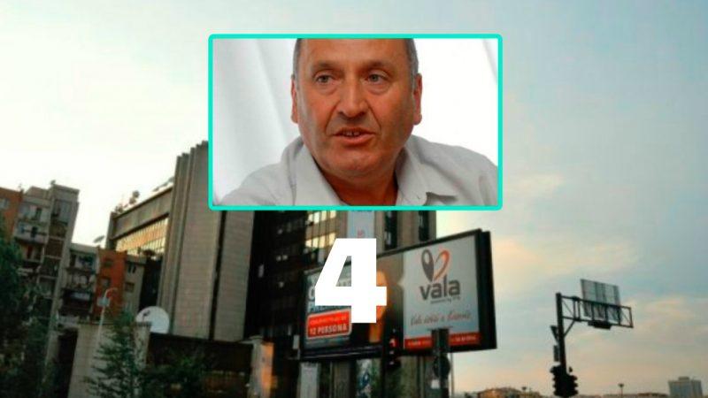 Osman Ejupi i cili punësoi katër fëmijët në Telekom, është 'I deleguar' i partisë Nisma