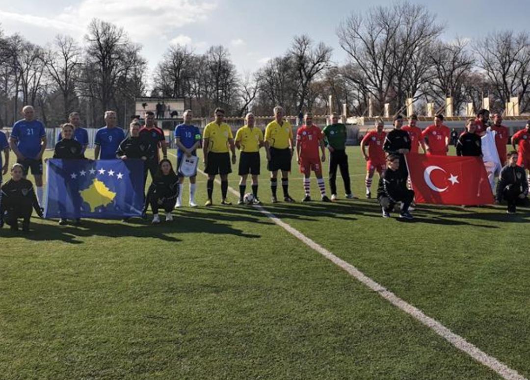 Ky është rezultati i miqësores, Kosovë – Turqi