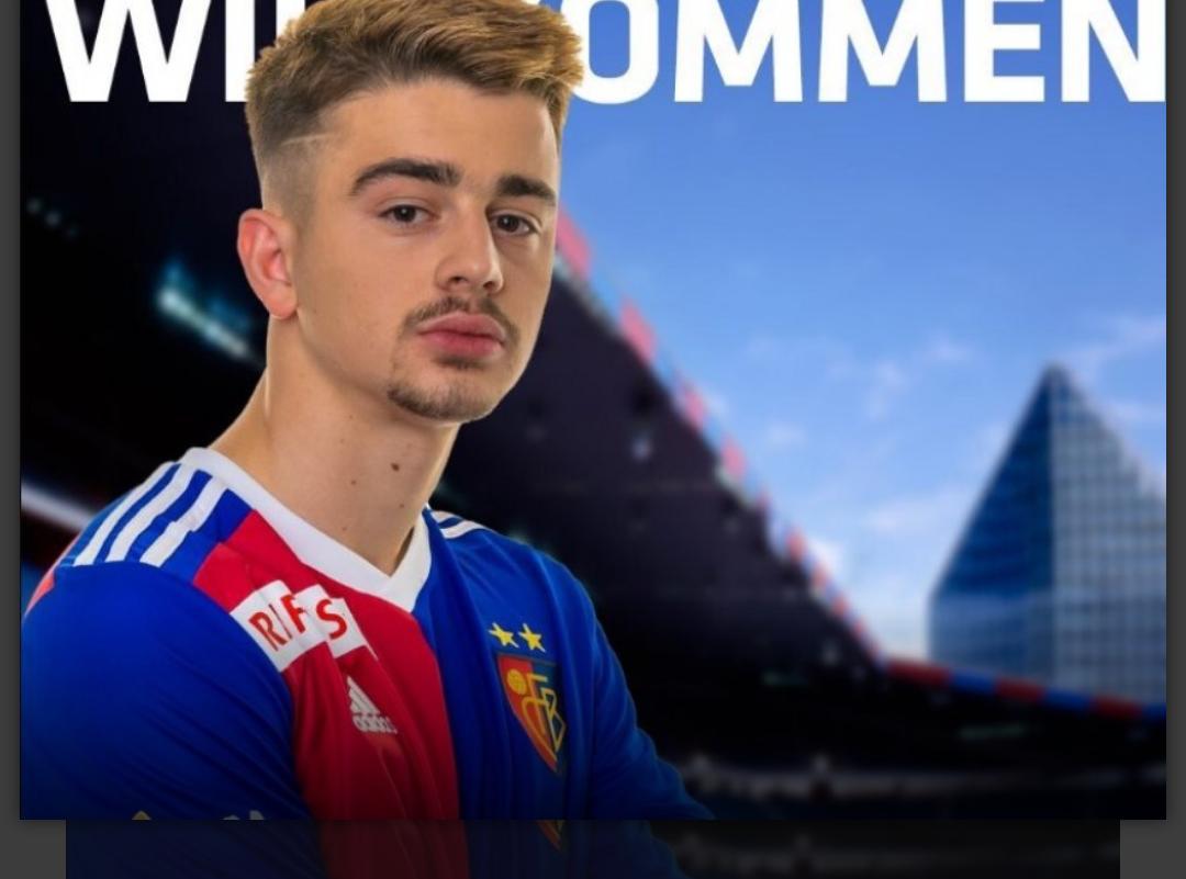 Formacionet Basel-Sion,  a do të luajë Edon Zhegrova