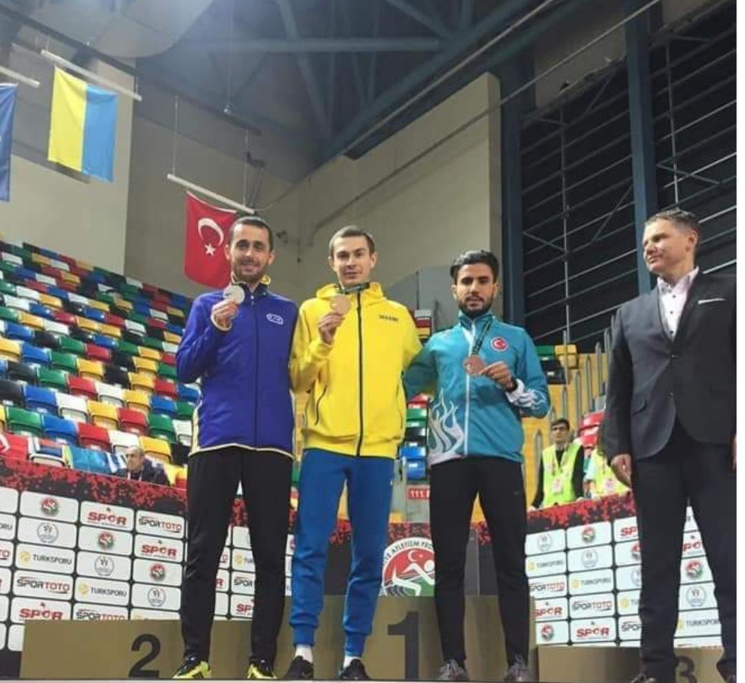 Musa Hajdari, i argjendtë në kampionatin ballkanik në Stamboll