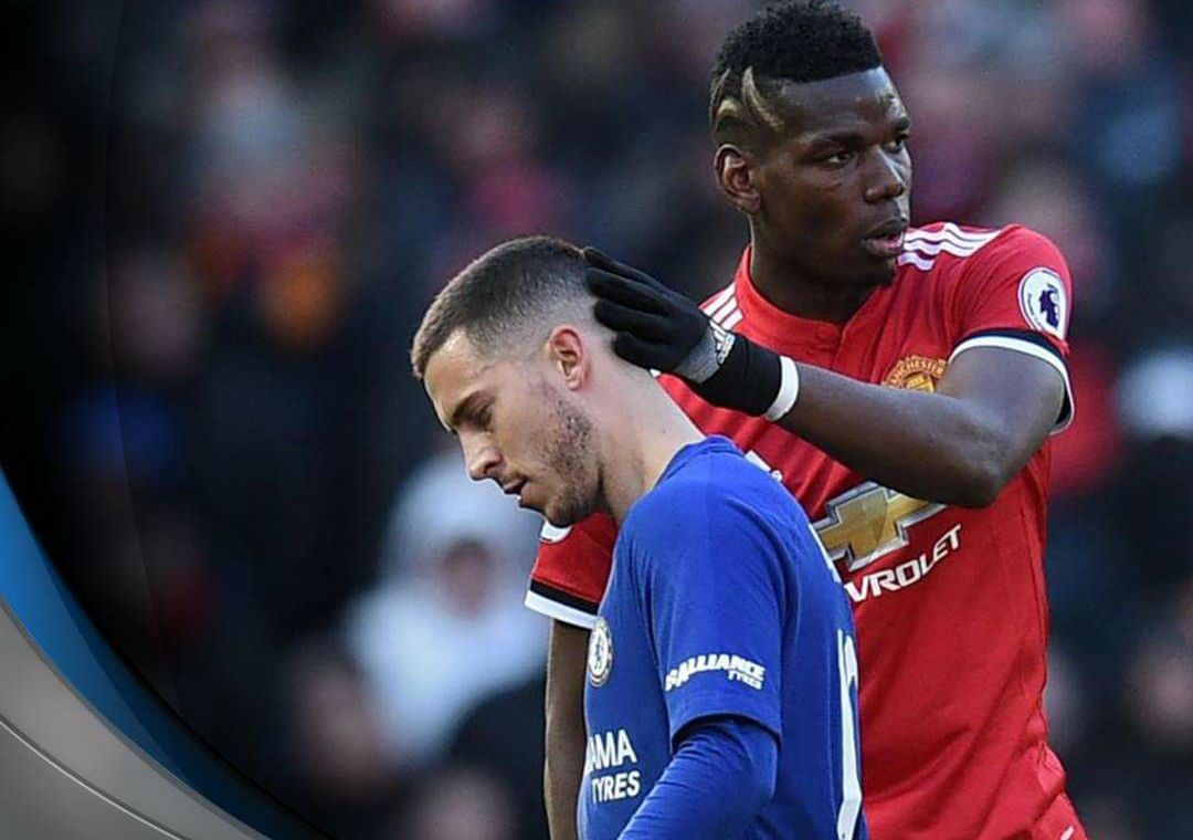 Chelsea – Man Utd, mbyllet pjesa e parë