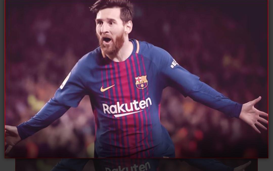 Sulmuesi i Sevillas i mahnitur me Leo Messin, ja çfarë shkruan në 'Instagram'