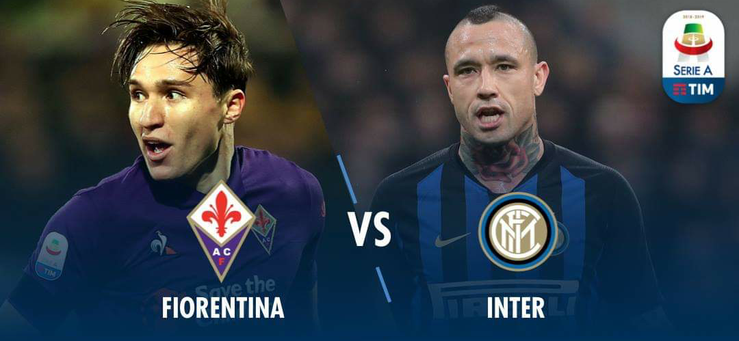 Shënohen dy gola të shpejtë në ndeshjen, Fiorentina – Inter