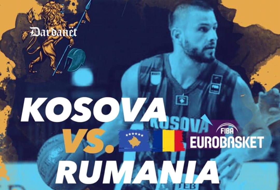Kosova mposhtet sërish nga Rumania në kualifikimet për 'Eurobasket 2021'