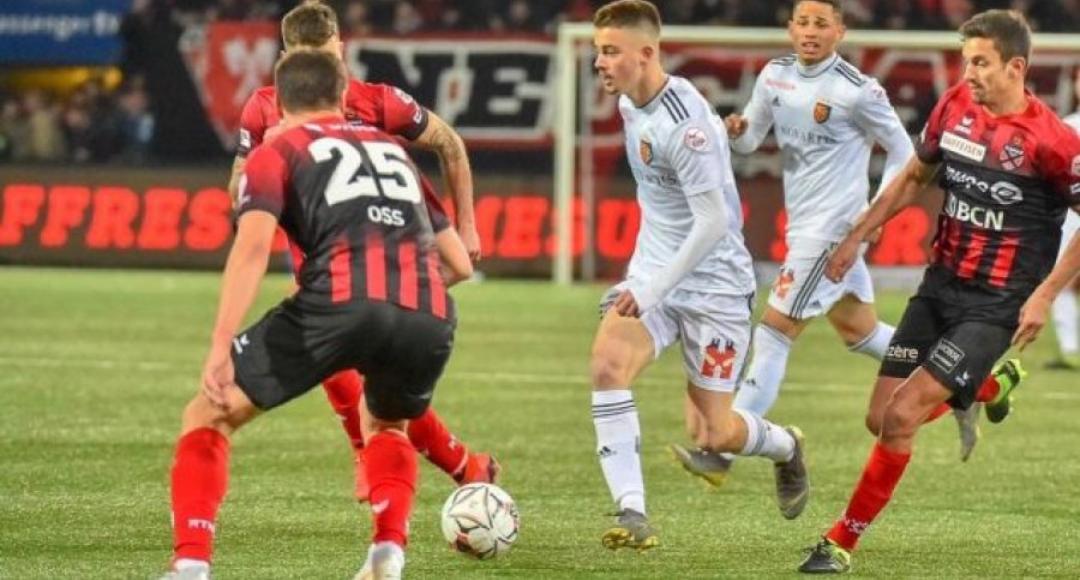 Edon Zhegrova e komenton debutimin me Baselin