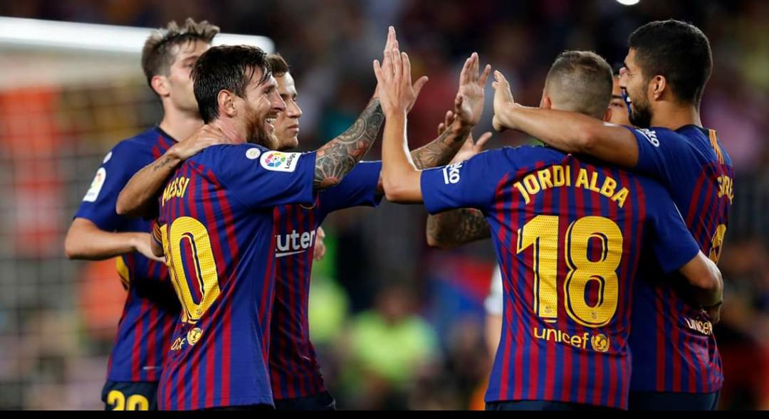 Barcelona shpreson të gjenerojë miliona euro nga shitja e dy futbollistëve