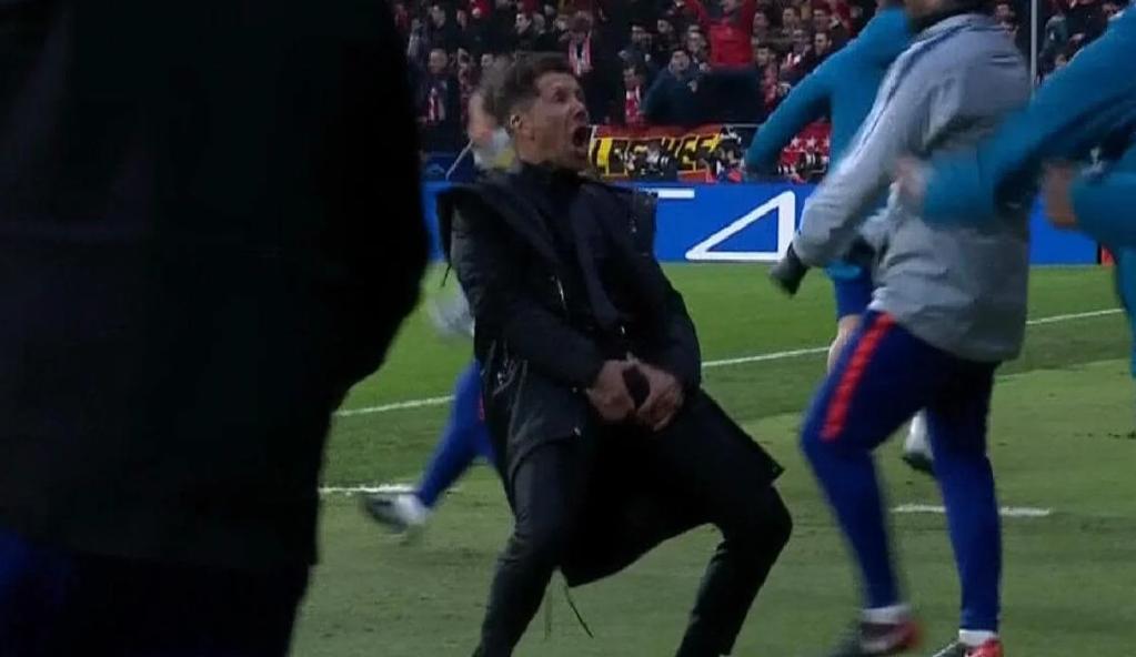 Festa e çmendur e Simeone, ky është veprimi nga UEFA