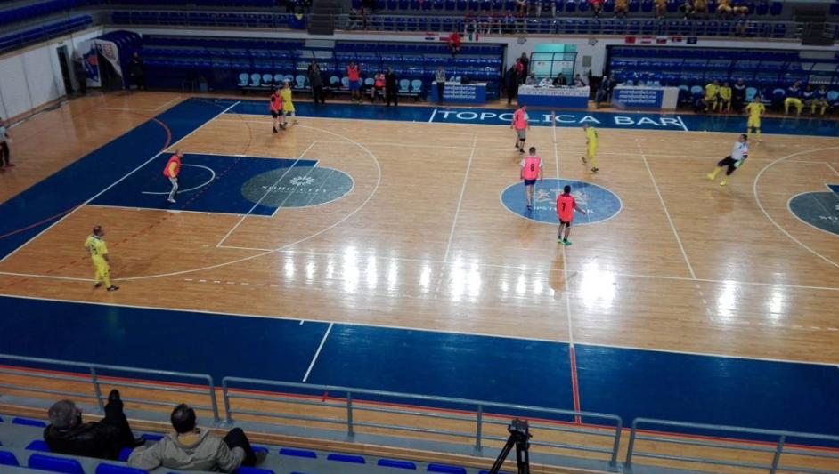 Kosova mposhti Serbinë në futsall