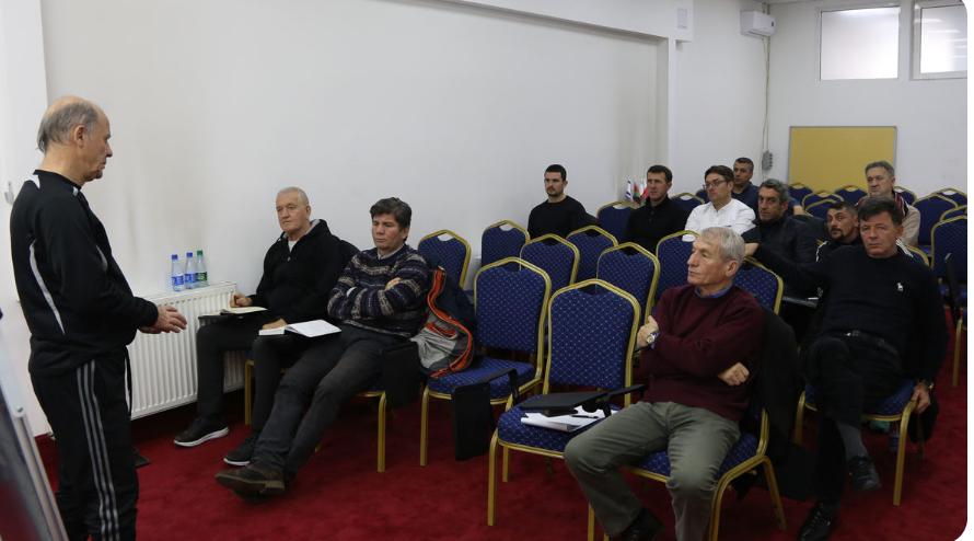 Nesër mbahet seminar me trajnerët e Superligës dhe Ligës së Parë