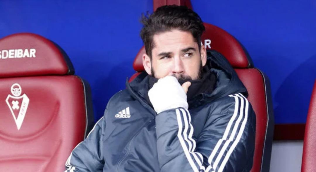 VIDEO – Santiago Solari nuk e fton për El Clasico, ky është reagimi i Iscos