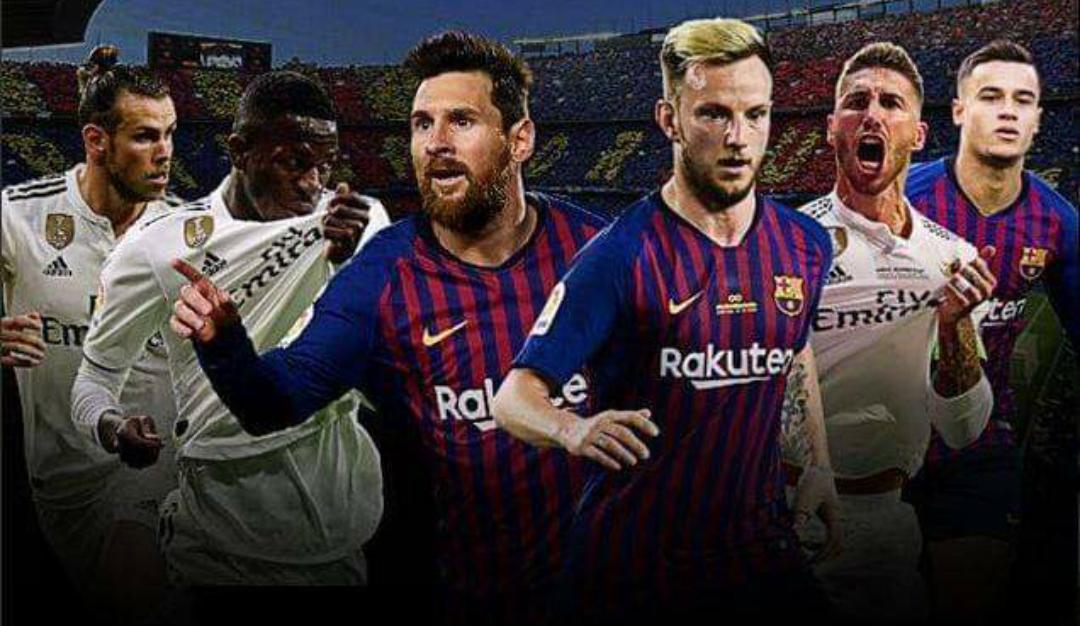 """13 futbollistët që dështuan në """"El Clasico"""""""