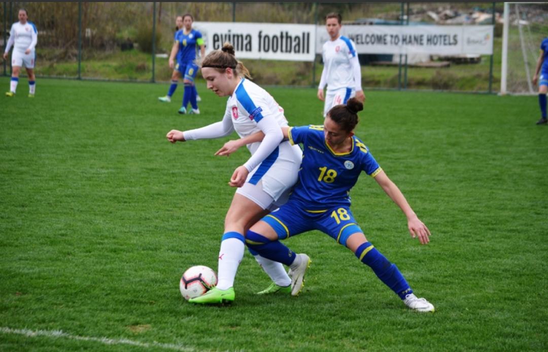 Kombëtarja U19 – Çekia, ky është rezultati final