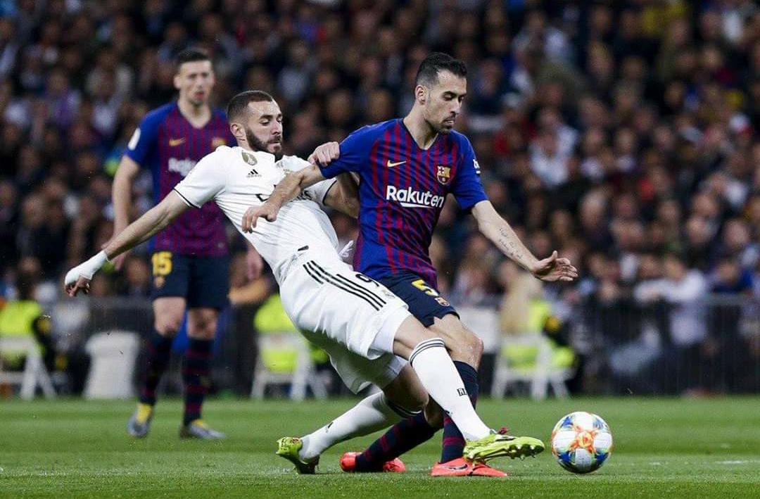 Gol në El Clasico