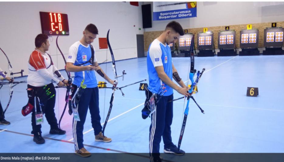 """Shigjetarët mbyllën garimin në Kampionatin Evropian """"Samsun 2019"""""""