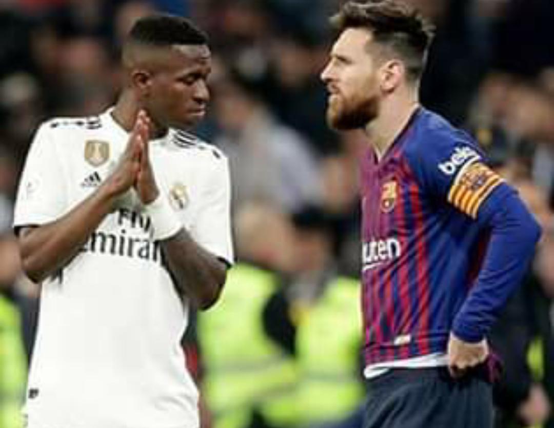 Ja si përgjigjet Alba për krahasimin Messi-Vinicius