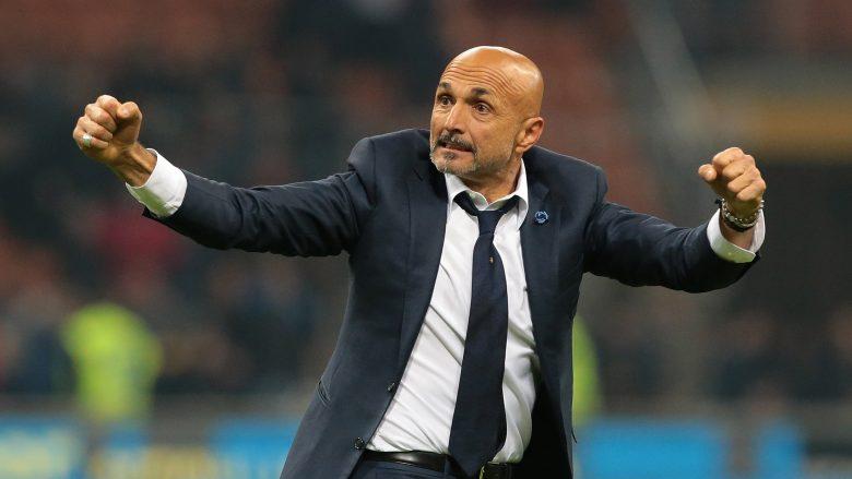 'Ciao' Spalletti, Inter gjen super trajnerin e ri