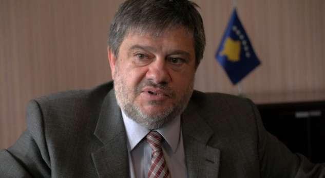 Ylber Hysa, ambasador i Kosovës në Mal të Zi