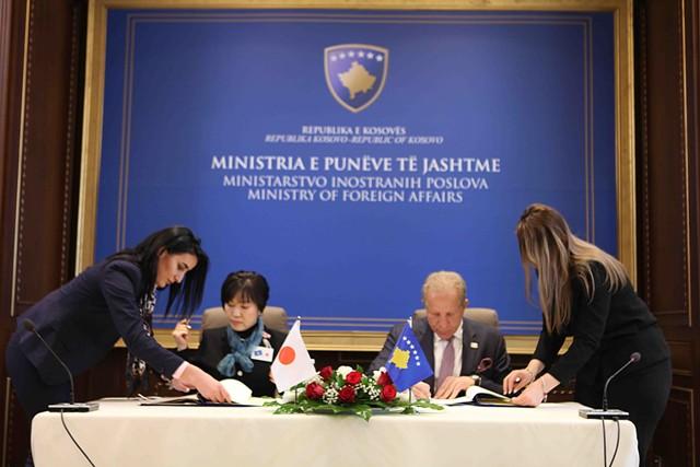Kosova përfiton kaq miliona euro nga Japonia