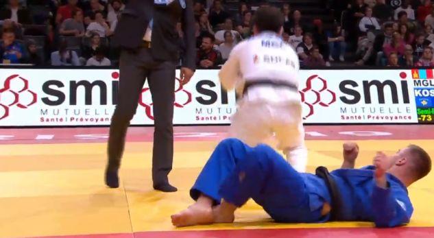 Akil Gjakova humb në gjysmëfinale