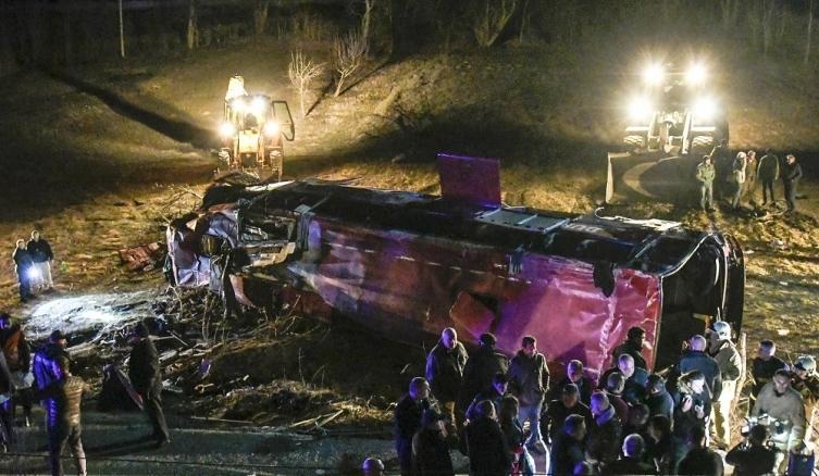Ndërron jetë personi i 15-të, në aksidentin në autostradën Shkup-Tetovë