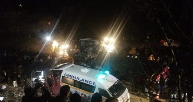 Pesë persona ende në gjendje kritike nga aksidenti në Shkup