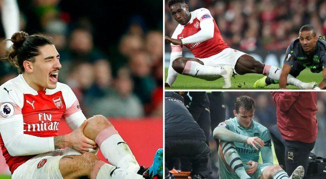 Arsenal me vendim befasues për Bellerinin, Welbeckun dhe Holdingin